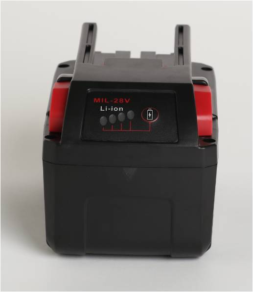 power tool battery,Mil 28VB,4000mAh,48-11-2830,V28,M28