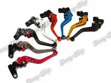 waase CNC Short Brake & Clutch Levers For Suzuki GSXR600 GSXR750 GSXR 600 750 2006 2007 2008 2009 2010