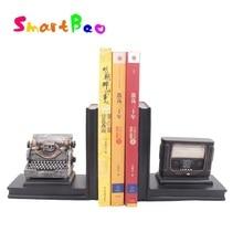 Fashion vintage home soft decoration bookend book end decoration crafts decoration livros