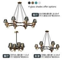 Постмодерн потолочные светильники Гостиная лампы персонализированные минималистский Творческий лампа моделирование свет лампы Роскошны