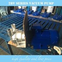 9.19Stainless Steel Vacuum Filtration Pump /Suction Gas Vacuum Pump (2BV2060)
