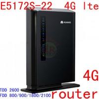 Huawei e5172 E5172s 22 4g lte Mobile hotspot 3g 4g lte wifi Router LTE 4g 3g dongle mifi router 3g cpe car router pk b593 e5186