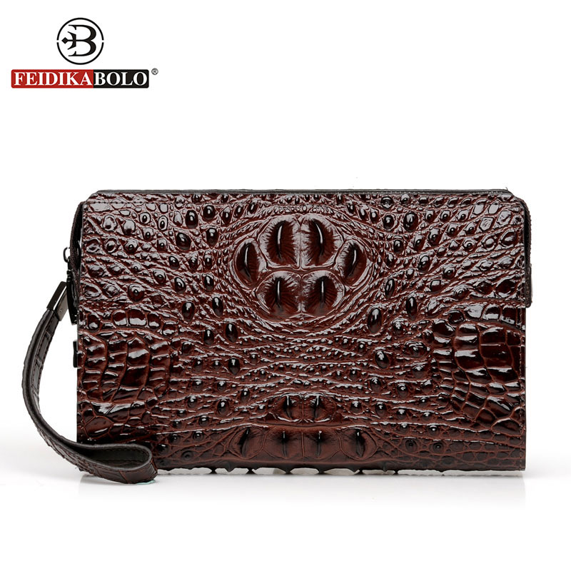 Anti Theft/Password Lock Man Wallet Male High Quality Leather Wallets Alligator Handy Bags Purse Mens Wallets Man Clutch Bags fd bolo brand wallet men leather wallets aligator handy bags coin purse monederos carteras hombre mens wallets man clutch bags