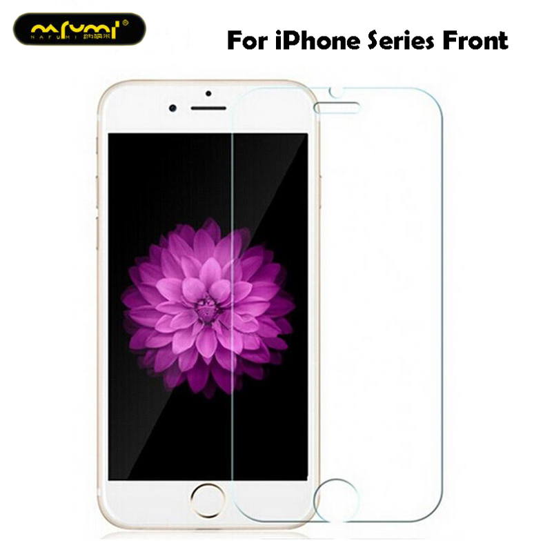Protective glass for iPhone 6 s 7 protectiv on tempered the se 8 plus X film