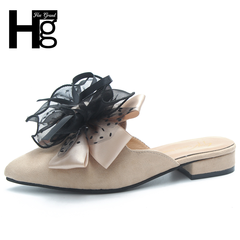 39 35 Beige 2018 Pointu Grand Taille Xwz4728 Femmes Bout Hee Slingbacks Printemps Chaussures Pantoufles Solide Appartements black Mode Femme Style Casual STqnHnC5w