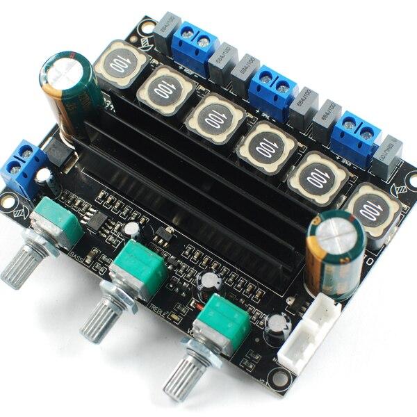 TPA3116 High Power Digital font b Amplifier b font board Stereo Input Stereo and Super bass