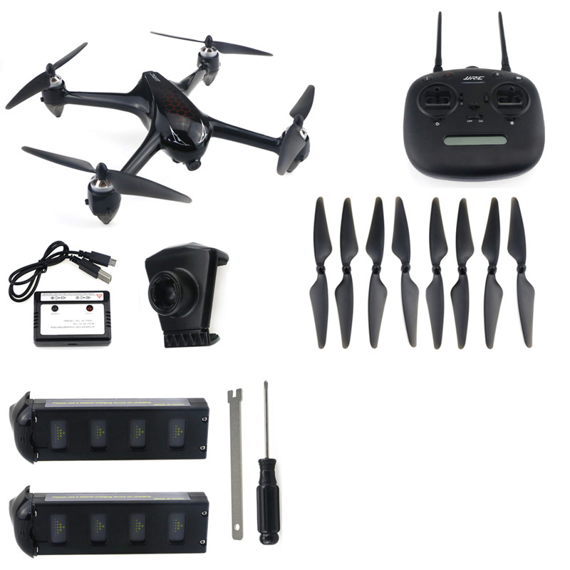 JJRC JJPRO X8 GPS Drone with FPV 1080p HD Camera 5G WIFI Professional Quadrocopter Wide Angle Long Range Follow Me RC Quadcopter