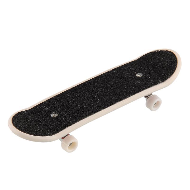 Finger Skateboard Deck ABS Plastic Children puzzle Brain DevelopmentMini Board Tech Boys Games Toy Gift Present