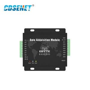 Image 2 - E830 DIO (485 8A) RS485 Modbus RTU Schalter Wert Acquistion 8 Kanal Digital Signal Sammlung Seriellen Port Server