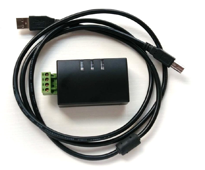 USB To MBUS Slave Module Master-slave Communication Debugging Bus Monitoring r