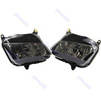 Headlight Head light For Honda CBR600RR CBR 600 RR F5 2007 2008 2009 2010 2011