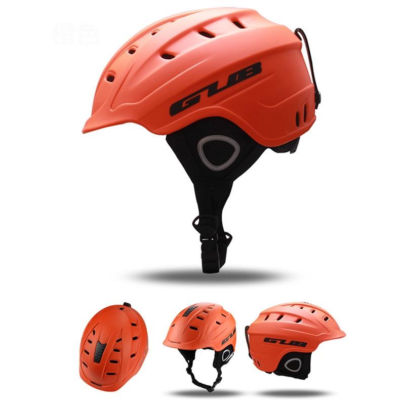 GUB ultraléger hommes femmes vtt vélo vélo moto casques de protection Sports de plein air Ski Snowboard casque tactique casque