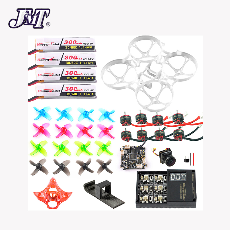 JMT pełny zestaw DIY Mobula 7 V3 dron FPV akcesoria Crazybee F4 PRO V3 rama VTX SE0802 silnik Turbo Eos2 kamery dla Mobula7 w Części i akcesoria od Zabawki i hobby na  Grupa 1