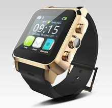 จีพีเอสsmart watchโทรศัพท์ด้วยจอแสดงผลแบบสัมผัส/5mpกล้อง/3กรัมโทรศัพท์นาฬิกา/เอชแอลจัดส่งฟรี