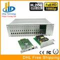 China Fornecedor de 16 Canais HDMI Para IP Stream RTSP RTMP Codificador Codificador H.264 HD Codificador De Vídeo Streaming de IPTV Ao Vivo