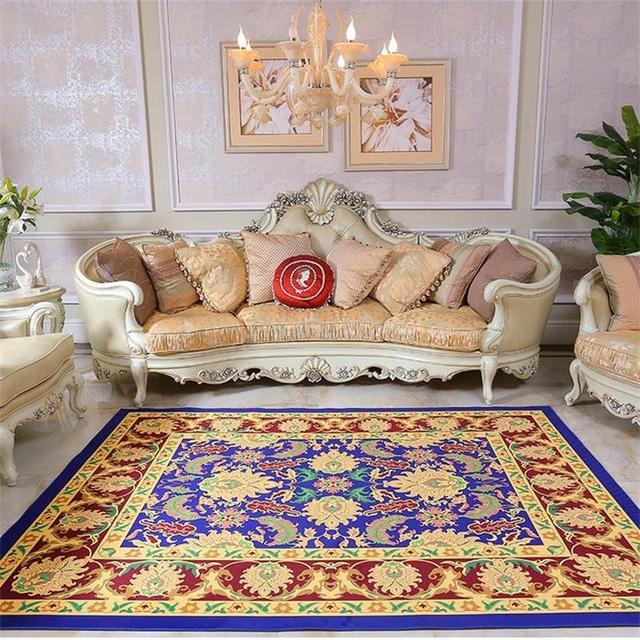 Stile persiano Tappeti Per Soggiorno di Casa Tappeti Per Camera Da ...