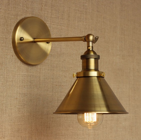 Retro Loft Edison Wall Sconce Simple Simple Vintage