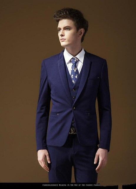 0dd84d49b6a7f Juego de la boda del smoking para los hombres jóvenes Trajes para hombres  tailored prom Trajes