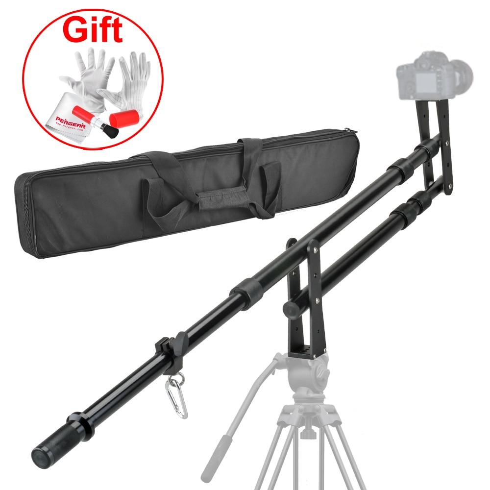 170 cm Mini potence grue Portable Pro DSLR caméra vidéo grue potence bras Version Standard avec sac P0008254