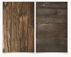 Image 3 - INS Style 3D печать громоздкий деревянный цвет 58x86 см водонепроницаемый Фотофон для камеры