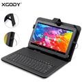XGODY V11 10.1 polegada Tablet PC Android 5.1 AllWinner A33 Quad núcleo 1.3 GHz 1 GB RAM 16 GB ROM WiFi OTG 3600 mAh com Teclado caso