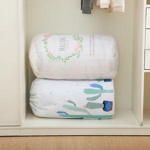 Image 4 - Beam ปากผ้านวมเก็บกระเป๋ากันน้ำเสื้อผ้า Quilt Sorting กระเป๋าสำหรับค่าเฉลี่ยเสื้อผ้ากระเป๋า