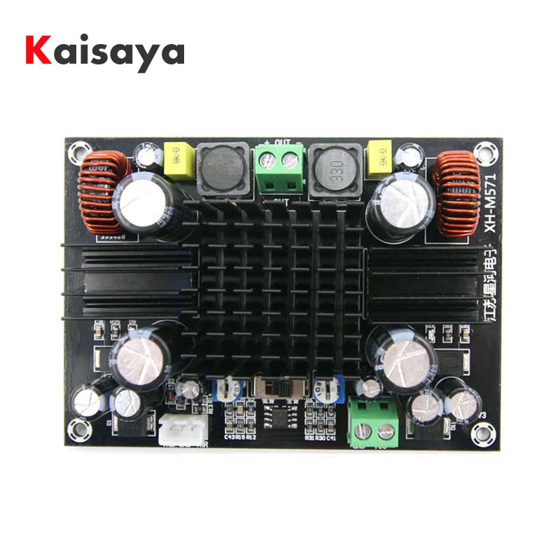 XH-M571 High Power boost mono 150W Subwoofer Audio Digital amplifier board D1-006