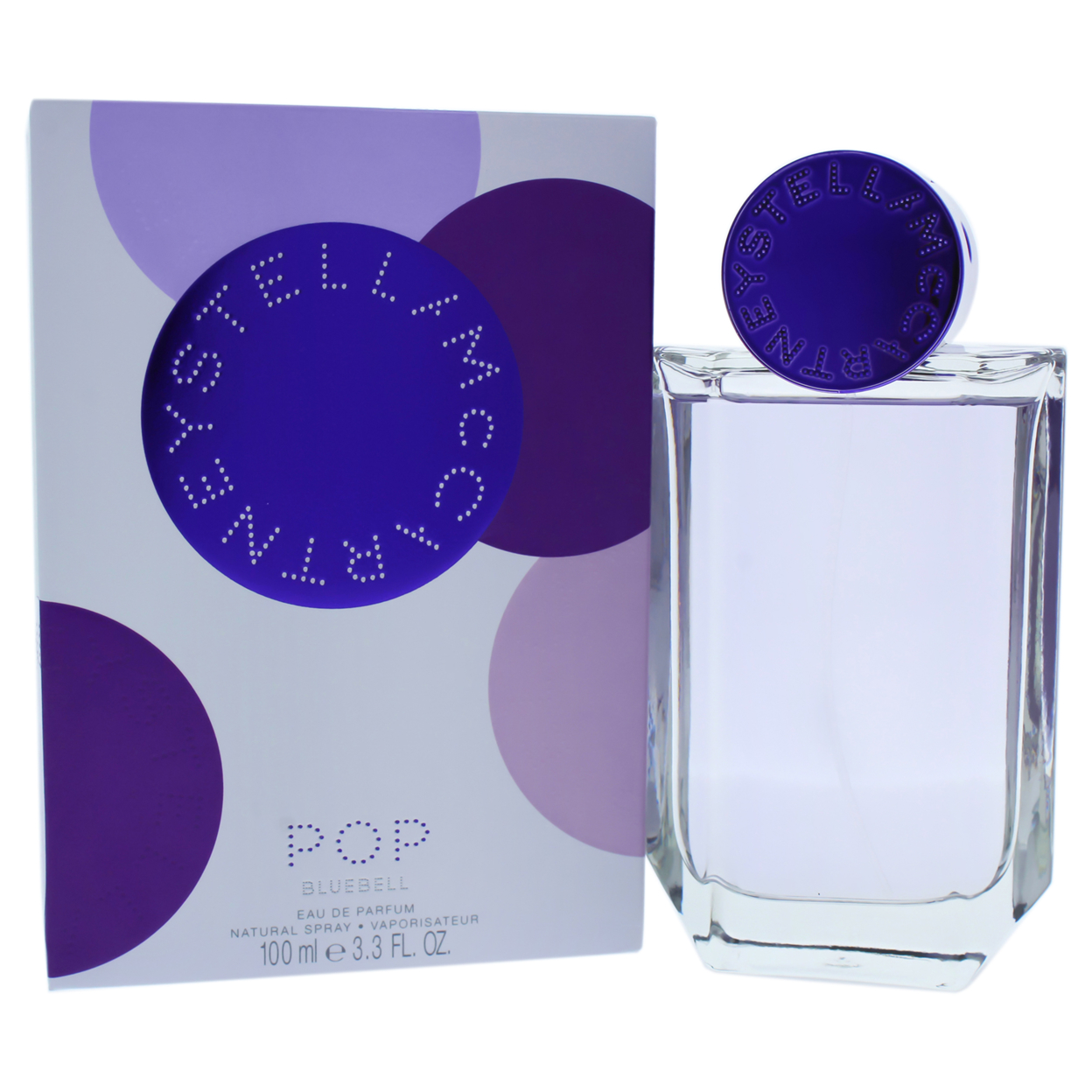 Pop Bluebell by Stella McCartney for Women - 3.3 oz EDP Spray цена 2017