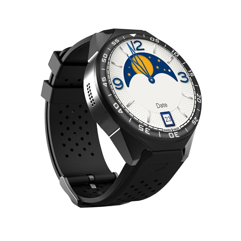 S99C Smart Watch PhoneAndroid 5.1 MTK6580 1.3G Quad-cores 2G RAM+16G ROM Memory SIM Card Wifi Bluetooth GPS Smartwatch цена