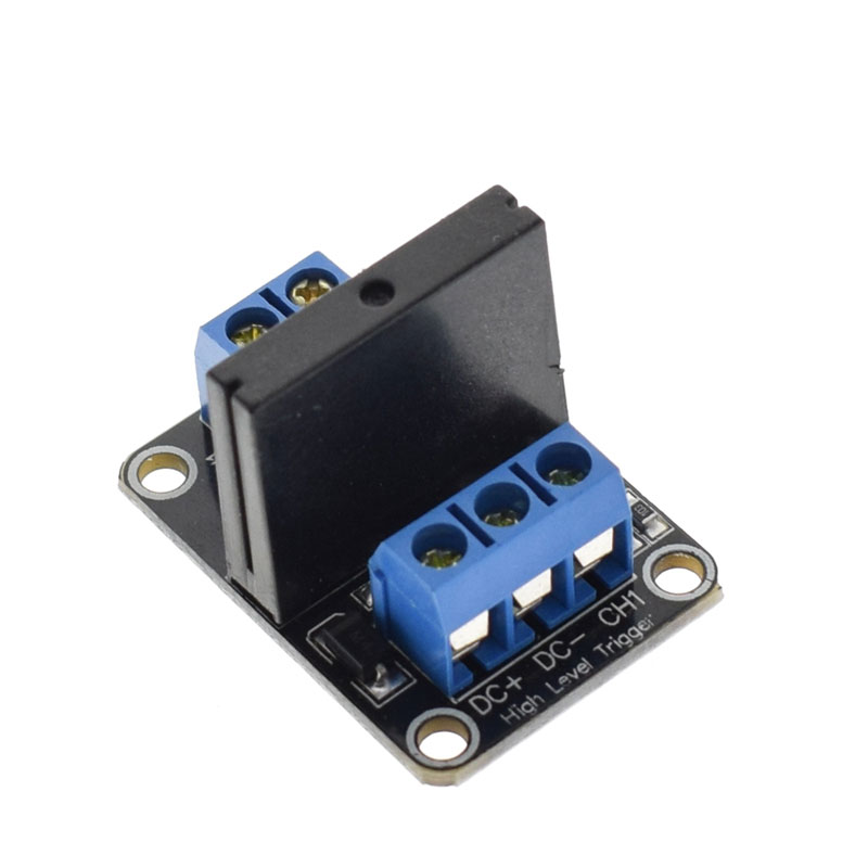 1/2/4/8 Channel 5V DC Relay Module Solid State High Level SSR AVR DSP For Arduino High Quality