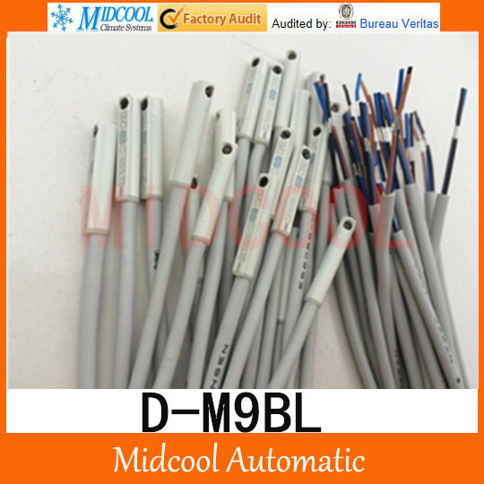 Free shipping magnet switch D-M9BL high quality for Air Pneumatic Cylinder купить недорого в Москве
