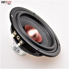HIFIDIY LIVE Hi Fi 4.5 inch DIY Volledige frequentie luidspreker unit 4 8OHM 50 w Neodymium magnetische Hoge Alto bass luidspreker QF4 116NS