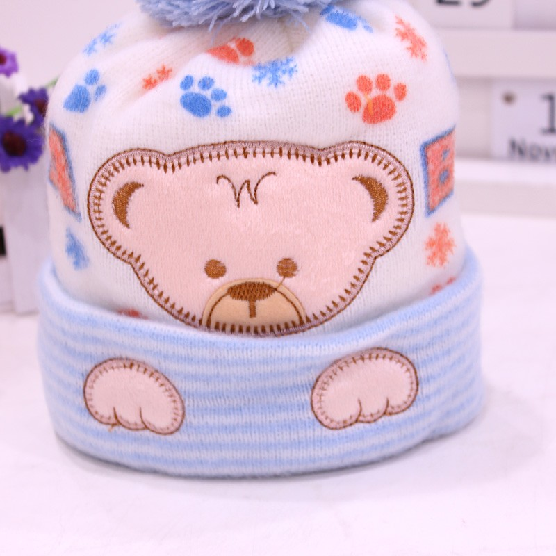 Baby Hat Kids Winter Hat Newborn Cap hot sale Super-soft Cashmere hat For Boys And Girls Baby clothing Free Shipping (7)