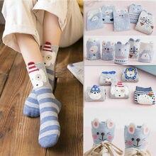 KingDeng Cute Socks Funny lovely Moomin Korean Style Fashion Design Harajuku Sock Pink Lolita Party Women streetwear Ankle