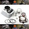 2014 Новый 200CC 64 ММ Большой Комплект Диаметр 14 шт./компл., для HONDA CG150 Двигатель Мотоцикла Бесплатная Доставка!