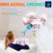 Cheerson Quadcopter CX-10W-TX Drone With 0.3MP Camera 4CH 6-Axis Gyro Helicopter with LED light Phone WIFI control RC toys