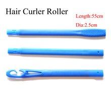 40 stks / set 55 cm plastic Magic haar roller nieuwe magic haarkrulspelden met diameter 2.50 cm lange 2018 nieuwe verkoper