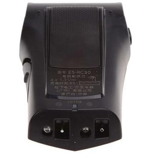 Image 4 - 전문 파나소닉 휴대용 전기 면도기 ES RC30 충전식 단일 헤드 Dyr & 습식 남성용 왕복 전기 면도기