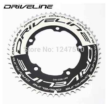 DRIVELINE chainring 130 BCD Time Trial road bike TT aero style 53/55/56/58T gear wheel bicycle - DISCOUNT ITEM  20% OFF Sports & Entertainment