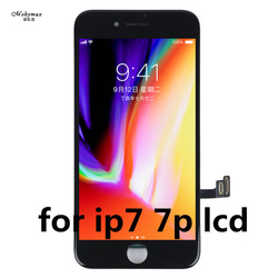 2018 100% AAAA Original LCD Screen For iPhone 7 Plus Screen LCD Display Digitizer Touch Module 7 Screens Replacement LCDS