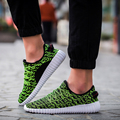 New 2016 Fashion Men Casual Shoes Lovers Summer Walking Breathable Mesh Trainers Men's Gym Shoes Lightweight Tenis Plus Size 46