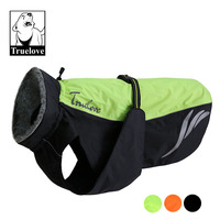 Truelove Dog Waterproof Winter Coat Jacket Abrasion Resistant Reflective Warm Pet Dog Clothes For Small Large