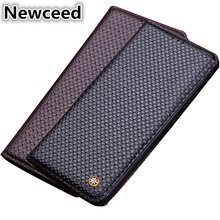 Genuine Leather Magnetic Flip Cover Mobile Phone Book Case For Samsung Galaxy J7 2016/Samsung Galaxy J5 2016 Phone Case Funda