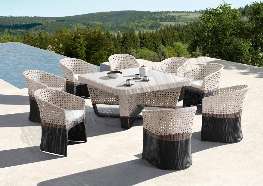 tejido de plstico muebles de exterior