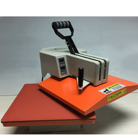 38*38 Thermal Transfer Printing Machine Heat Press Machine Shaking Head Heat Press Machine