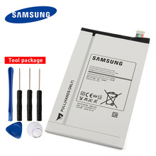 Original Samsung EB-BT705FBC Battery For Samsung GALAXY Tab S 8.4 T700 T705 EB-BT705FBE 4900mAh original xiaomi mi 300mbps wifi router 3c english version