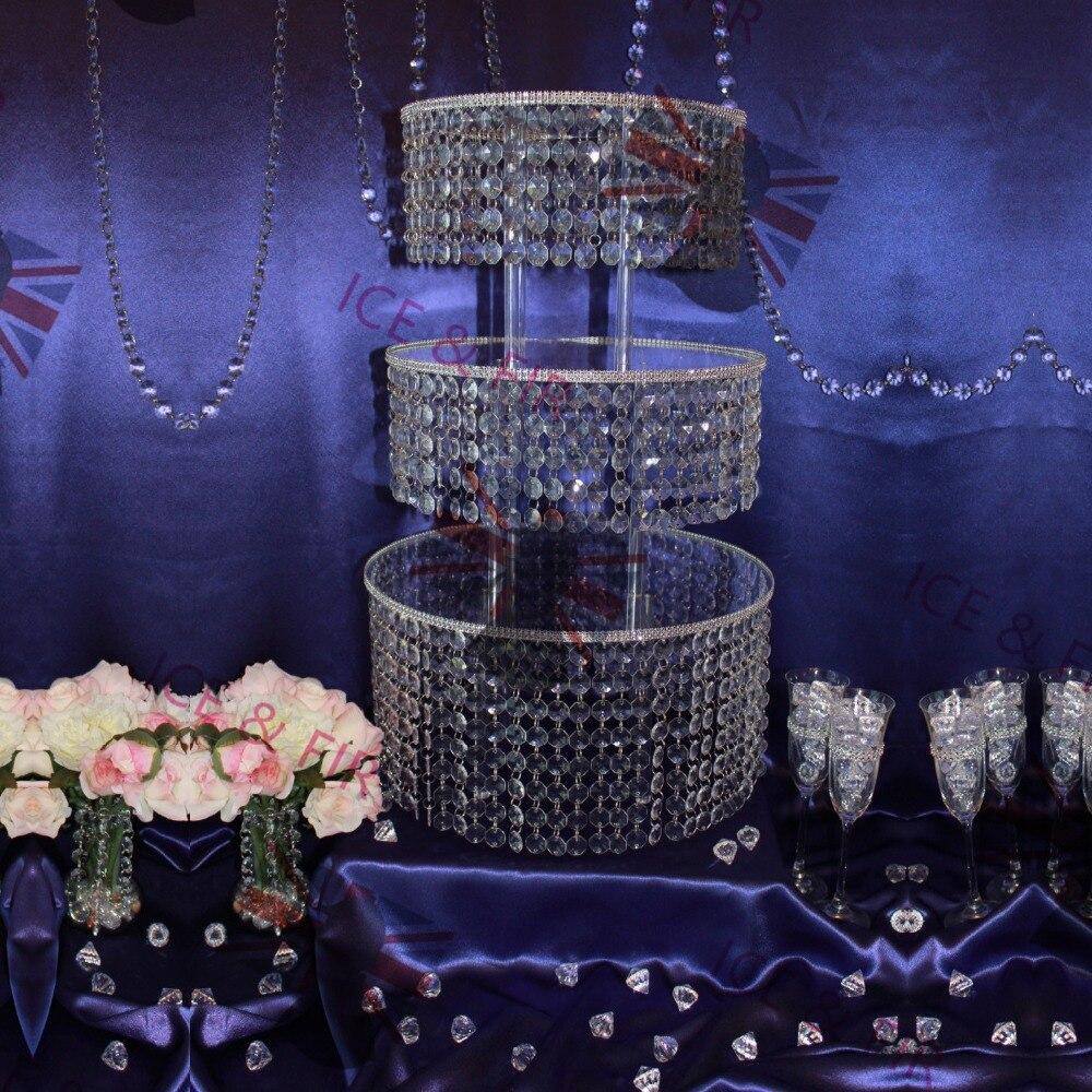 Online Get Cheap Wedding Cake Chandelier Aliexpress – Cake Chandelier