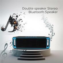 El mejor Precio! Mini Altavoz Más Nuevo Bluetooth Wireless Stereo Portable USB TF FM MIC Envío Gratis FPXA23