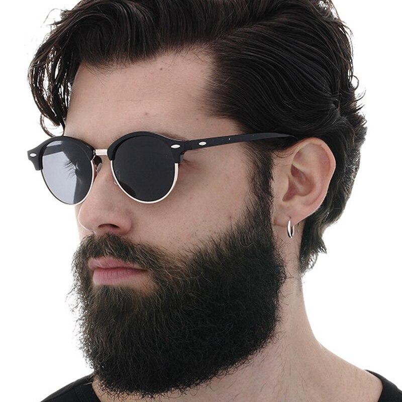 Hot 2018 Mode Ultra-klar Polarisierte Spiegel Sonnenbrille Männer - Bekleidungszubehör - Foto 3