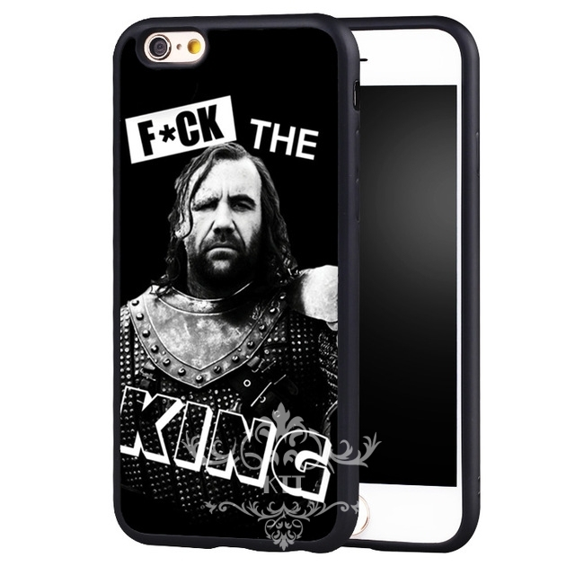 The Hound Game of Thrones Phone Case for iPhone and Samsung